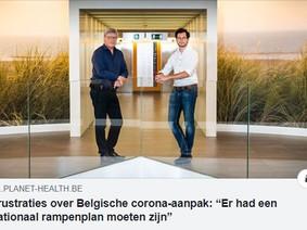 Dr. Rigauts en Dr. Stefaan Vandecasteele
