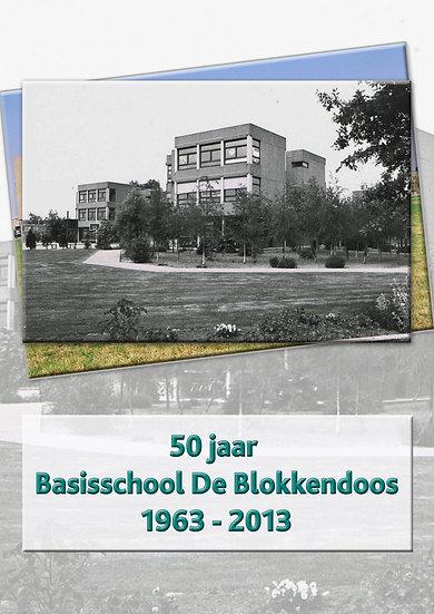 Boek 50-jarig bestaan BS De Blokkendoos
