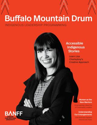 Buffalo Mountain Drum