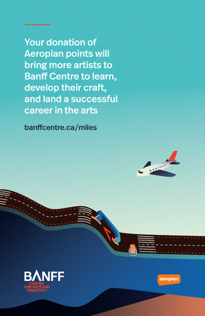 Aeroplan Miles Campaign