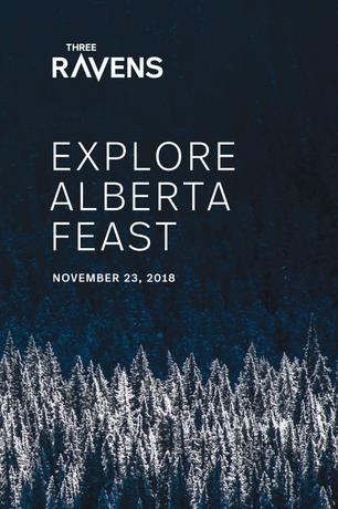 Explore Alberta Feast
