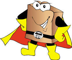 Parcel The Mighty Messenger