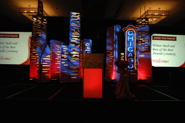 Hosting Large Corporate Events