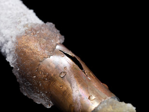 How to Minimize the Risk of Frozen Pipes