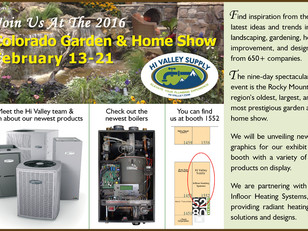 Colorado Garden & Home Show in Denver