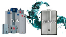 Understanding Tank vs Tankless Water Heaters