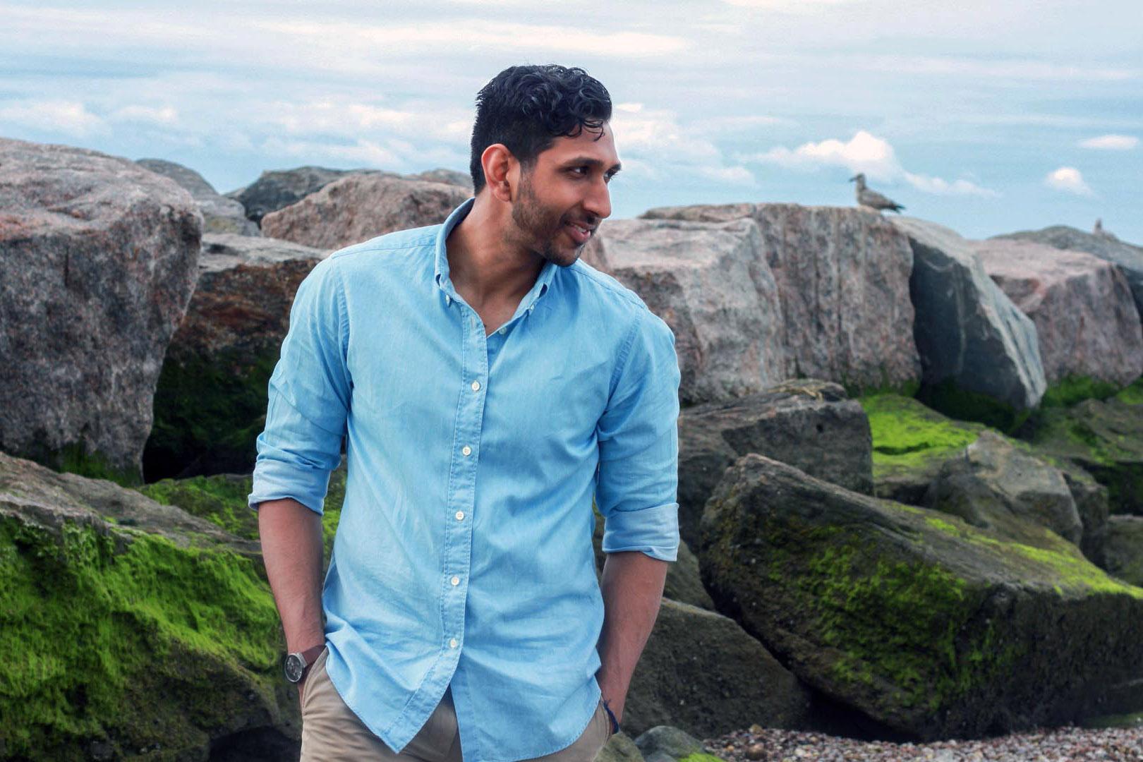 Hasnain Ali Film Actor New York
