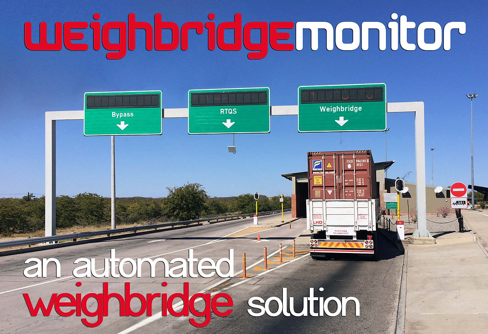 Techsolutions | RFID Weigh Bridge Automation