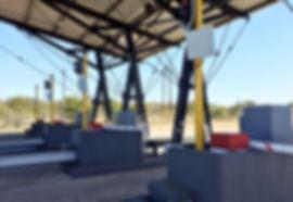 Automated Weigh Bridge RFID Readers