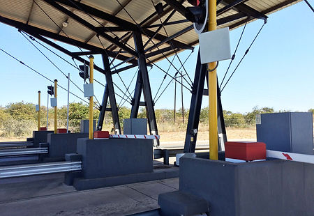 Automated Weigh Bridge RFID Readers
