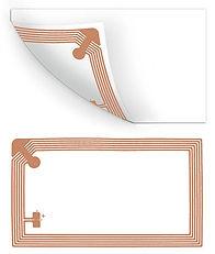 UHF Passive RFID Tag Label