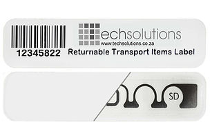 RFID UHF Smart Label for Metal Surfaces