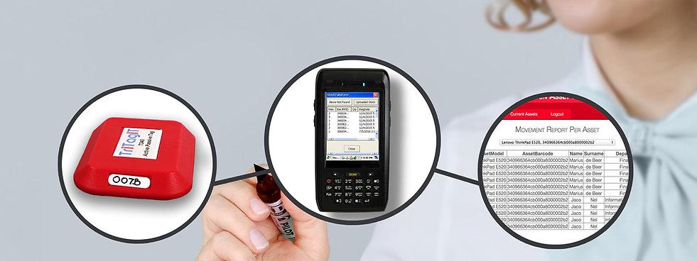 Tag Scan Track RFID