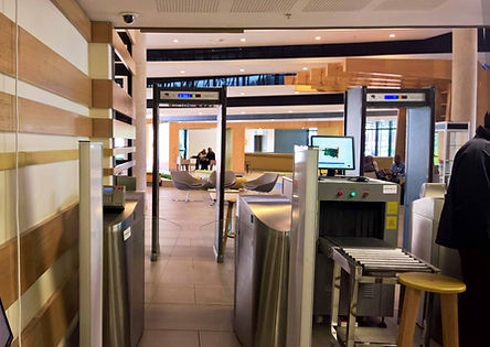Laptop Theft Prevention RFID Security System Portals Turnstiles