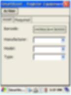 RFID Reader Asset Tracking Register Equipment