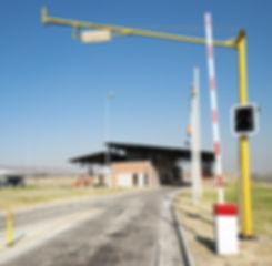 Automated Weigh Bridge System RFID