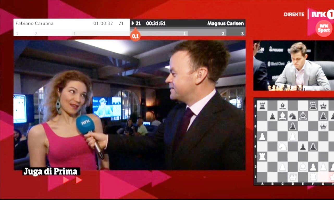 NORWAY TV NRK