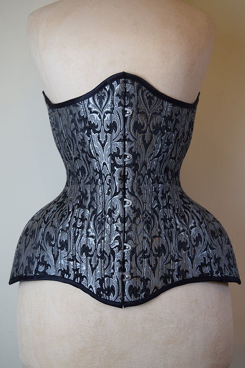 Brocade Bellecurve Waist Trainer