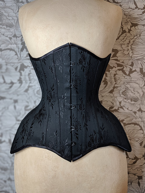 Tulip Coutil Conical Rib Longline Waist Trainer