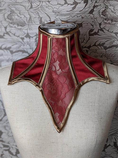 Queen Of Hearts Posture Collar