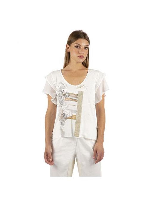 T-shirt  ELISA CAVALETTI