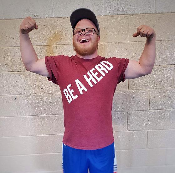 Be a Hero Tee