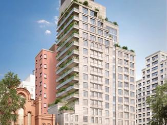 RoseHill28-曼哈顿中城KipsBay区域性价比新房源!一居室仅售100万美金起 便利生活触手可及
