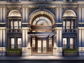 108 Leonard-曼哈顿下城富人区Tribeca稀缺豪宅,百年历史新古典建筑传世之作,一居室175万美金起售!
