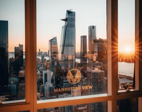 Manhattan View-楼如其名 曼哈顿无敌景观 坐拥城市繁华与顶级商圈 *娜伊团队独家代理销售*
