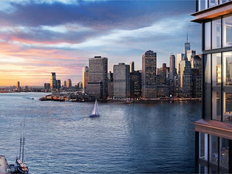 Quay Tower-布鲁克林全新豪华公寓,万科又一力作,自由女神近在咫尺,167.5万美金起售!