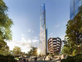 35 Hudson Yards—折扣价!!哈德逊园区 20年地税减免 最大私营开发项目 世界500强高管做邻居