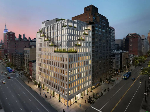 Forena-2021曼哈顿全新楼盘首发!14街黄金位置 10分钟内可到纽约大学+帕森斯设计学院