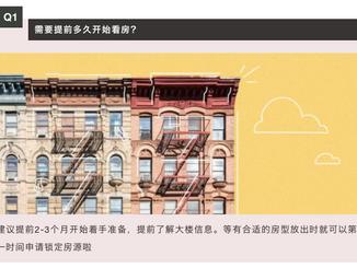 留学生在纽约租房常见问题详解
