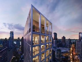 The Park Loggia-曼哈顿上西区近中央公园,黄金地理位置高性价比楼盘,一居室仅需149.5万美金起!