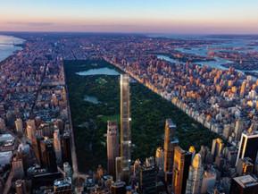Central Park Tower-纽约传世豪宅 全球最高住宅楼刷新纽约天际线 和世界精英富豪做邻居!