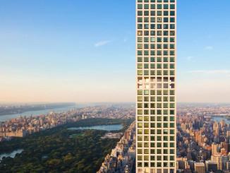 432 Park Avenue-曼哈顿最奢侈顶级豪宅,中央公园地标建筑,俯瞰曼哈顿美景,从皇后区看过去,它就是巅峰