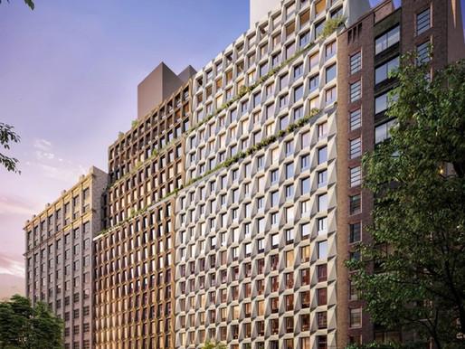 """Maverick Chelsea-曼哈顿上空四季绽放的""""秘密花园"""" 择绿而居 聚焦健康生活新方式"""