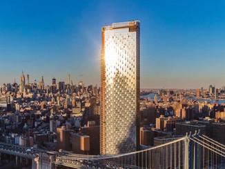 One Manhattan Square曼哈顿下城顶奢住宅-20年地税减免先租后买 震撼天际线景色配度假级配套设施