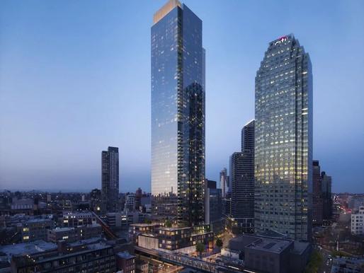 Skyline Tower-长岛市核心区第一高楼商业住宅最高典范