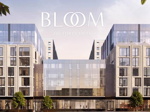 Bloom-曼哈顿Hell's Kitchen区域新楼盘|与时代广场为邻,绽放在45街的住宅绿洲