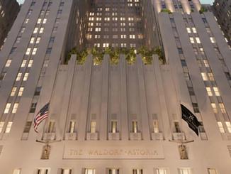 延续传奇|复刻经典——纽约华尔道夫荣耀回归 变身奢华产权公寓在售