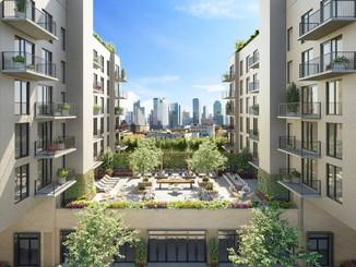 The Neighborly-LIC首个双子楼开盘!好学区!15年地税减免,首发超低价,不容错过!