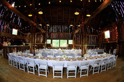 Barn holds 100-110 people