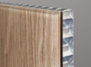 honeycomb-on-laminated-wood-veneer-glass