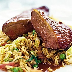 A30 - Duck Fried Rice or Noodles