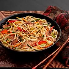 A23 - Beef Fried Rice or Noodles ***spicy***