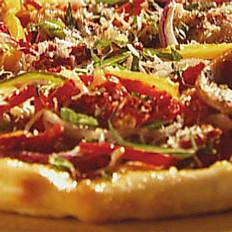 8 - Pizza De Luxe