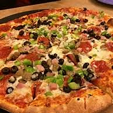 9 - Pizza Grand Canyon