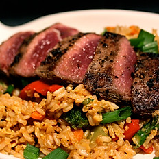 A35 - Duck Fried Rice or Noodles
