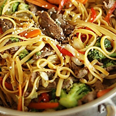 A25 - Beef Fried Rice or Noodles